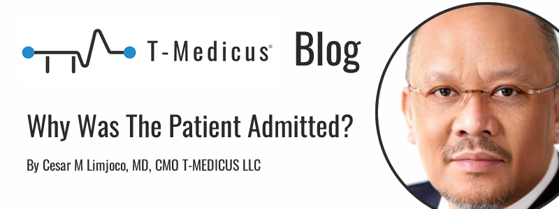 Why Was The Patient Admitted?