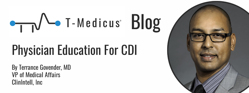 Physician Education For CDI