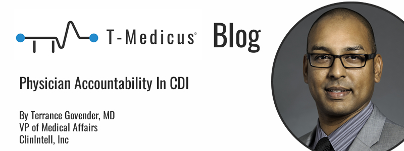 Physician Accountability In CDI
