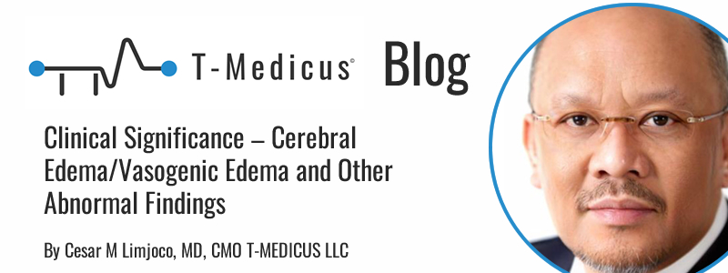 Clinical Significance – Cerebral Edema/Vasogenic Edema and Other Abnormal Findings